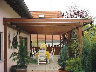 Terrasse doppelstegplatten